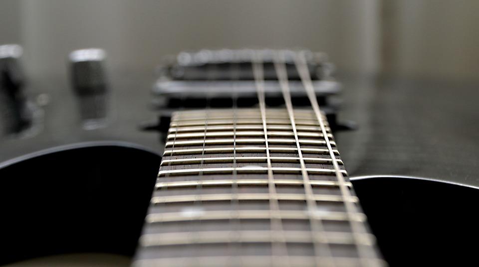 Le rock, un style de musique particulier.
