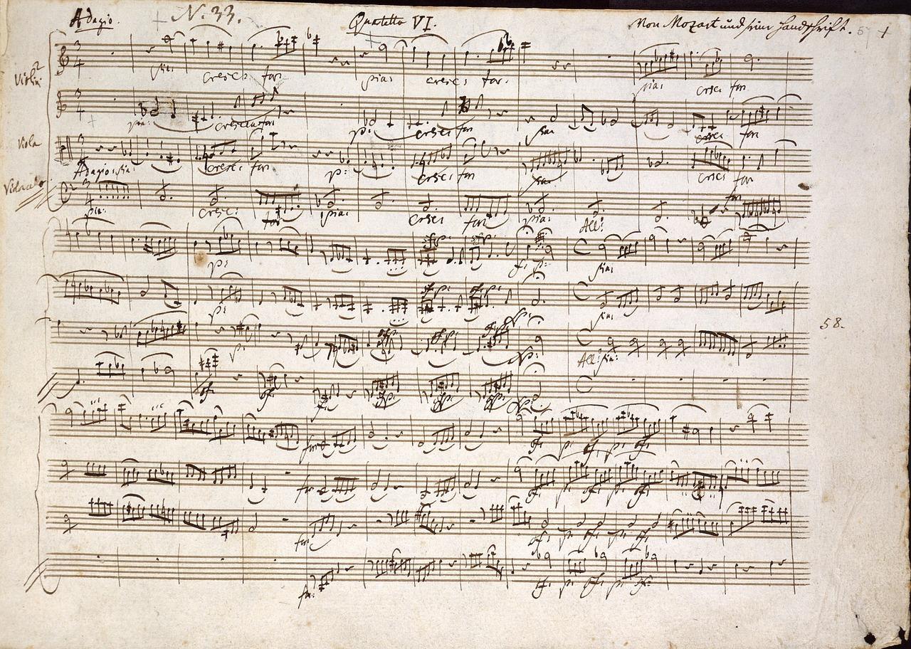 La place de la musique classique en France.
